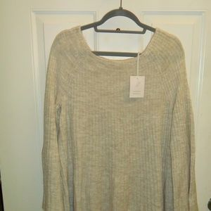 Lauren Conrad Cutout Swing Sweater XXL